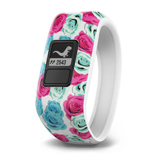 Garmin Vivofit JR. Activity Tracker Real Flower