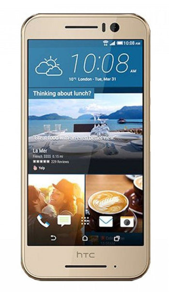 HTC One S9 4G 16GB Gold