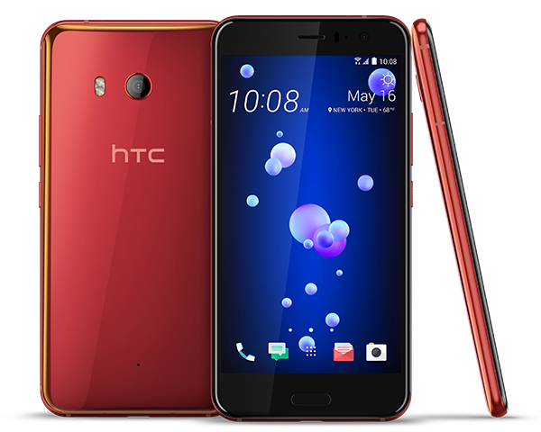 HTC U11 Dual Sim U-3u 128GB Red (6GB RAM)