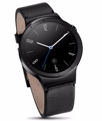 Huawei Watch Black with Leather Black