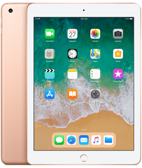 Apple iPad 9.7 2018 4G 128GB Gold