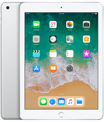 Apple iPad 9.7 2018 4G 128GB Silver