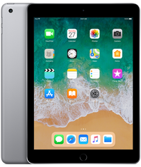 Apple iPad 9.7 2018 Wifi 128GB Space Grey