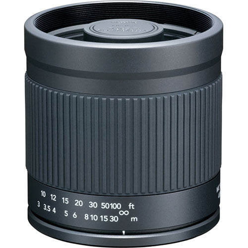 Kenko 400mm F8 lens with T-mount adapter (E-mount)