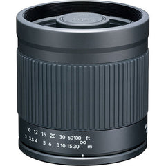 ケンコー Kenko 400mm F8 lens with T-mount adapter (E-mount)