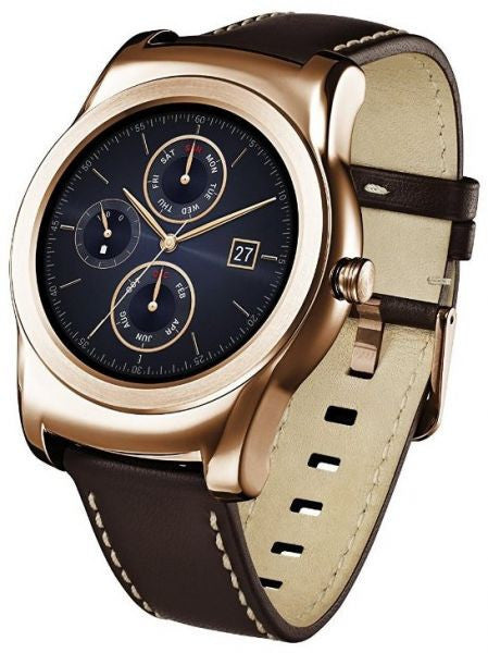 LG G Watch Urbane W150 Gold