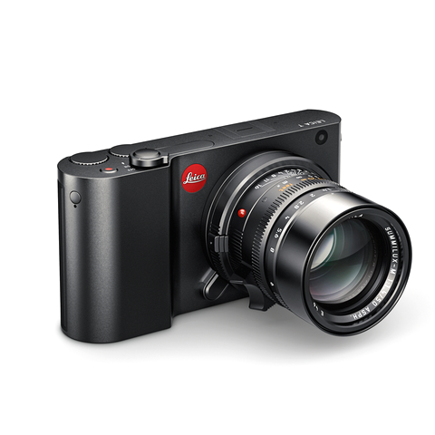 Leica T [Typ 701] + 55-135mm Kit Black