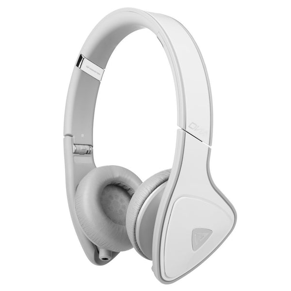 Monster DNA White On-Ear headphones