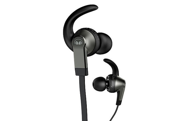 Monster iSport Victory 128474 Headphones Black