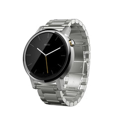 Motorola Moto 360 II Watch 42mm(Silver Metal)