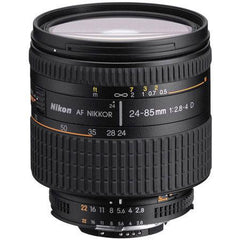 Nikon AF Zoom-Nikkor 24-85mm f2.8-4D IF