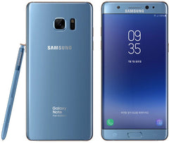 Samsung Galaxy Note FE N935FD Dual Sim 64GB Blue