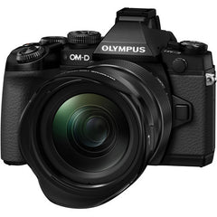 Olympus OM-D E-M1 II Kit (12-40) Black