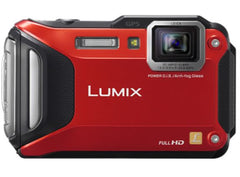 Panasonic Lumix DMC-FT6 Red