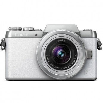 Panasonic GF7K Twin Kit (12-32)(35-100 f4) Silver