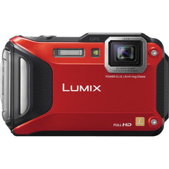 Panasonic Lumix DMC-FT30 Red