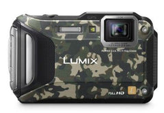 Panasonic Lumix DMC-FT6 Camo