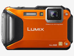 Panasonic Lumix DMC-FT6 Orange