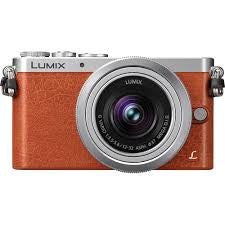 Panasonic Lumix DMC-GM1 Kit (12-32) Orange