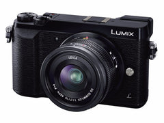 Panasonic Lumix DMC-GX7 II Kit (15mm F1.7) Black