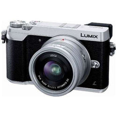 Panasonic Lumix DMC-GX7 II Kit (15mm F1.7) Silver
