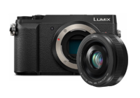 Panasonic Lumix DMC-GX85 Kit (20mm II) Black