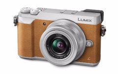 Panasonic Lumix DMC-GX85 Kit (12mm-32mm) Brown