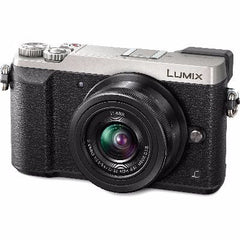 Panasonic Lumix DMC-GX85 Kit (12mm-32mm) Silver