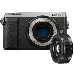 Panasonic Lumix DMC-GX85 Kit (20mm II) Silver
