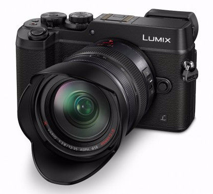 Panasonic Lumix DMC-GX8A Kit (12-35) Black