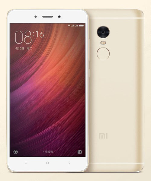 Xiaomi Redmi Note 4 Dual Sim 64GB Gold