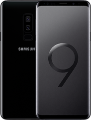 Samsung Galaxy S9 Plus Dual Sim G9650 128GB Black