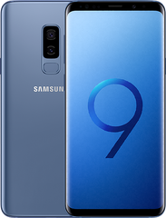 Samsung Galaxy S9 Plus Dual Sim G9650 128GB Blue