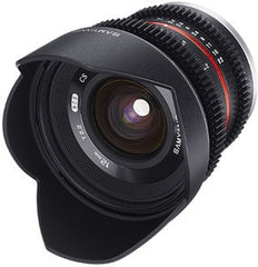 Samyang 12mm T2.2 Cine NCS CS (Sony E-Mount)
