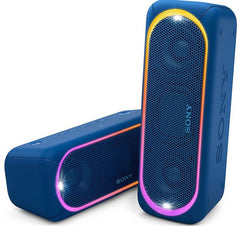Sony SRS-XB30 Portable Wireless BT Speaker Blue