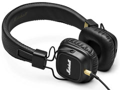 Marshall MAJOR Black Over-Ear Headphones
