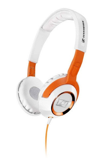 Sennheiser HD229 Headphones White/Orange