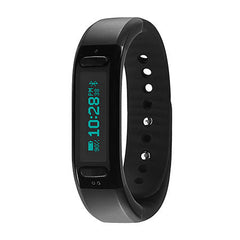 Soleus Go! Fitness Band Black / Black