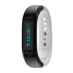 Soleus Go! Fitness Band Black / White