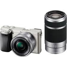Sony ILCE-6000Y Double Kit (16-50)(55-210) Silver