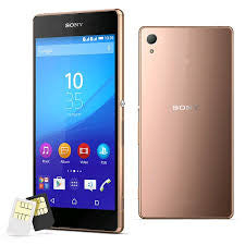Sony Xperia Z3 D6653 4G Copper