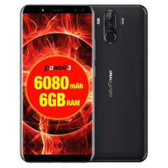 Ulefone Power 3 Dual Sim 64GB Black