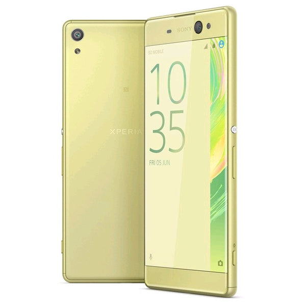 Sony Xperia XA Ultra F3216 Dual Sim 4G 16GB Lime Gold