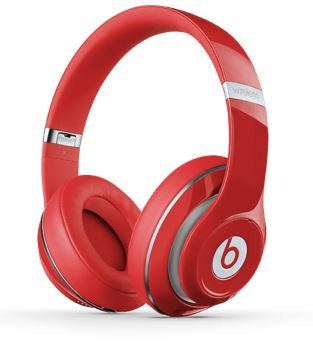 Beats Studio Wireless Red Headphones