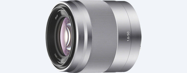 Sony E 50mm F1.8 OSS Black