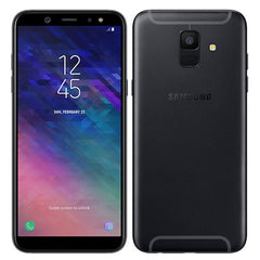 Samsung Galaxy A6 (2018) Dual A600FD 64GB Black