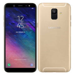 Samsung Galaxy A6 (2018) Dual A600FD 64GB Gold