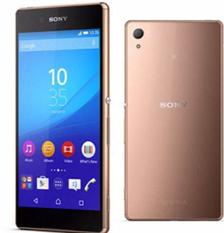 Sony Xperia Z3+ E6553 4G 32GB Copper