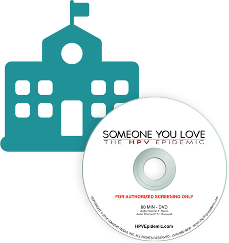 Site License - Middle School, High-School or Church - DVD