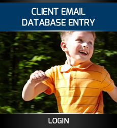 Fandemics - Client Email Database Entry